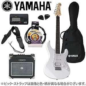 ヤマハ × オフプライス楽器 特別企画 PACIFICA 012 White アンプ & チューナー セット
