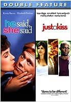 He Said She Said/Just a Kiss (Double Feature) [並行輸入品]