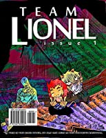 Ninjanimals Action: Team Lionel: Comic & Card Game Book (Ninjanimals Action Tl)