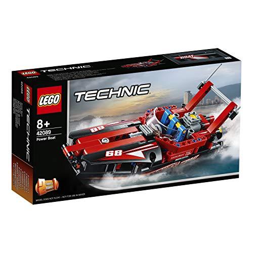 レゴ(LEGO) テクニック パワーボート 42089