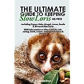 The Ultimate Guide to Keeping Slow Loris as Pets Including Pygmy, Baby, Bengal, Javan, Sunda & Bornean Slow Loris. with Information on Slow Loris for Sale, Eating, Teeth, Venom, Endangered Status & Charities