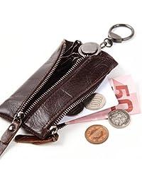財布 メンズ キーケース 小銭入れ ヴィンテージ 本革 毎日の生活を身軽に楽しむ