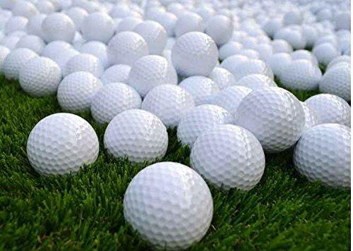 【 お買い得 】 新品 ゴルフボール 50個セット ロストボ...
