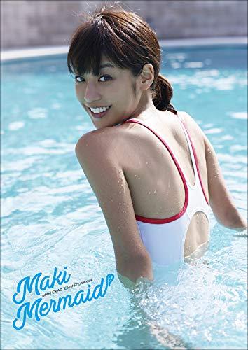 岡副麻希 Maki Mermaid スピ/サン グラビアフォトブック