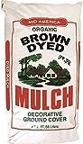 Best Mulches - Mulch染めブラウン2立方フィート Review