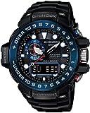 [カシオ]CASIO 腕時計 G-SHOCK ジーショック GULFMASTER 電波ソーラー GWN-1000B-1BJF メンズ