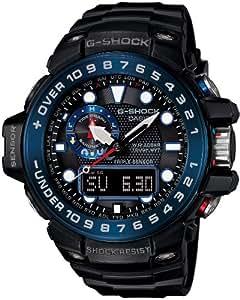 [カシオ]CASIO 腕時計 G-SHOCK GULFMASTER トリプルセンサーVer.3+スマートアクセス+タフムーブメント搭載 世界6局電波対応ソーラーウオッチ GWN-1000B-1BJF メンズ