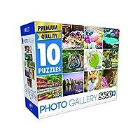 Surelox 10 in 1 Photographic Series 14 Jigsaw Puzzle [並行輸入品]