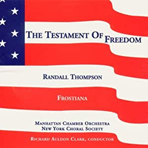 Testament of Freedom