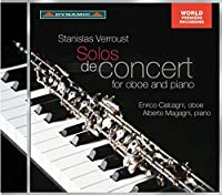 スタニスラス・ヴェルー:オーボエとピアノのための作品集(Solos De Concert)