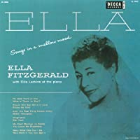 Songs in a Mellow Mood by Ella Fitzgerald