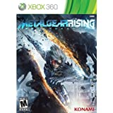 【HGオリジナルおまけ付き】Xbox360 Metal Gear Rising アジア版