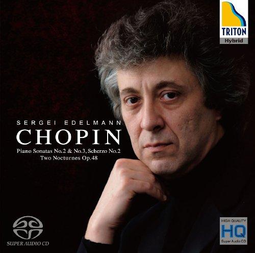ショパン:ピアノ・ソナタ第2番&第3番スケルツォ第2番、他(2cd)
