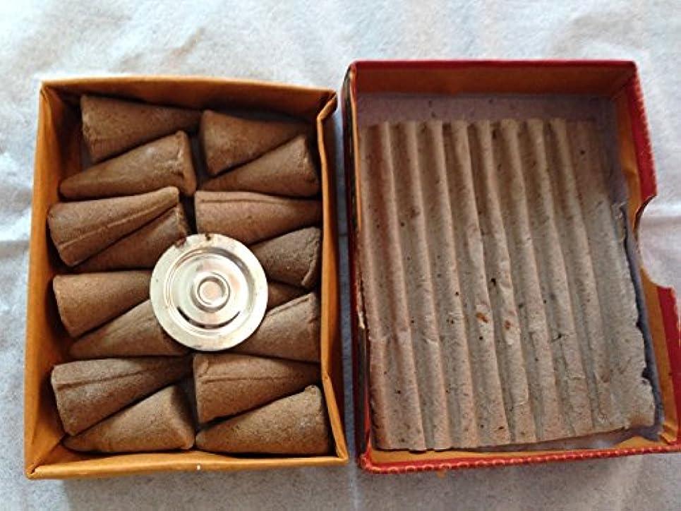 証拠ハッピー失態インドのお香 NAMASTEJI (コーン香) インセンス 16個入り (PINE(パイン/松)) [並行輸入品]