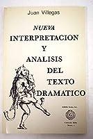 Nueva Interpretacion Analisis Del Texto Dramatico