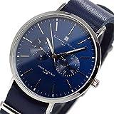 サルバトーレ マーラ クオーツ ユニセックス 腕時計 SM15117-SSNVSV ネイビー [並行輸入品]
