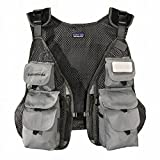 パタゴニア(patagonia) Convertible Vest(コンバーティブル ベスト) FGE(Forge Grey) ワンサイズ 81915