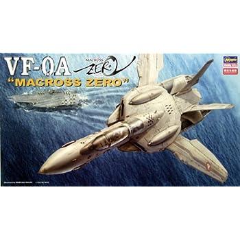 ハセガワ マクロスゼロ VF-0A 空母アスカ搭載機 1/72スケール プラモデル 65771