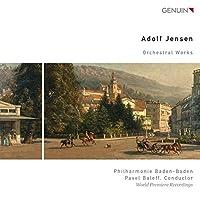 Jensen:Orchestral Works [Philharmonie Baden-Baden, Pavel Baleff] [GENUIN: GEN15347] by Philharmonie Baden-Baden