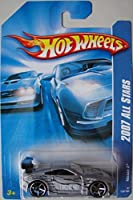 HOT WHEELS 2007 ALL STARS SILVER NISSAN Z 152/180