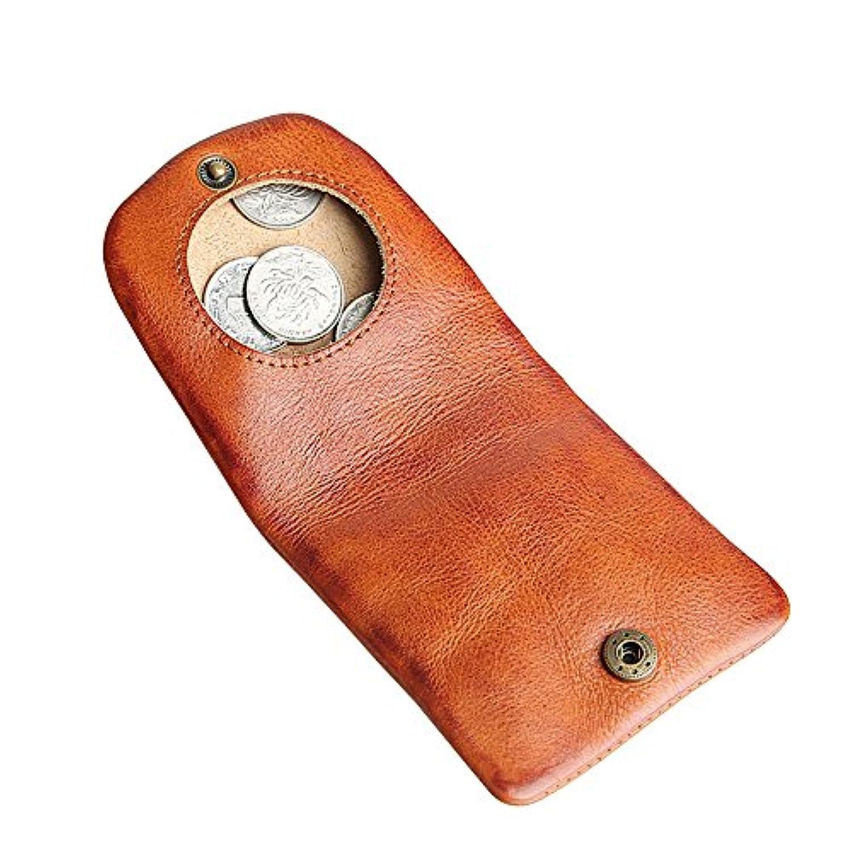 高級牛革 コインケース 紳士 小銭入れ 男女兼用 財布