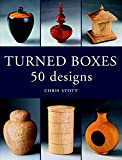 Turned Boxes: 50 Designs (Woodwork projects) 画像