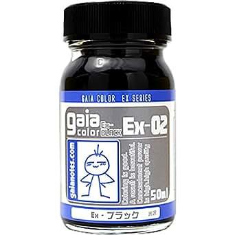 ガイアノーツ Ex-02 Ex-ブラック 50ml