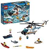 レゴLEGOシティ 海上レスキューヘリコプター