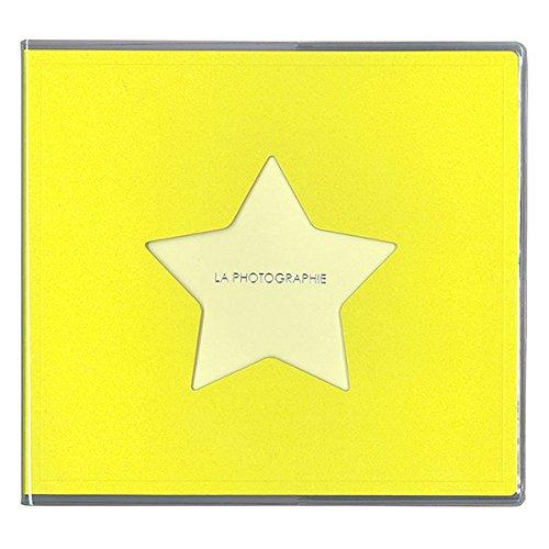 Z&K(ゼットアンドケイ) ピタットアルバム ダイカットフレーム 66‐014 スター