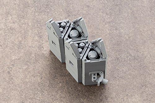 M.S.G モデリングサポートグッズ ウェポンユニット04 マルチミサイル NONスケール プラモデル