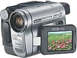 ソニー SONY 2.5型液晶モニター搭載 録画・再生ハイエイトビデオカメラ CCD-TRV126