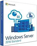 Windows Server2016 Standard 64 Bit 日本語版AE DVD (16コアライセンス、10CAL付き)
