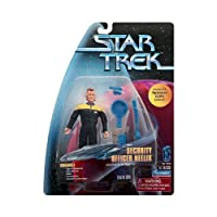 "5"" Security Officer Neelix As Featured in Star Trek: Voyager - Star Trek Exclusive Spencer Gifts"