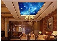 3d壁紙、壁画、天井、シルク布スーパーDreamy Starry Skyゼニス壁画、ayzr asg513ag1531435