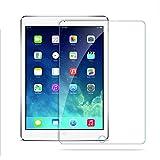 [WOEXET] iPad2、iPad3、iPad4 強化ガラスフィルム 超薄型.表面硬度9H・ラウンドエッジ加工・飛散防止処理・ 気泡防止・高光沢 ・耐衝撃・指紋防止保護シート