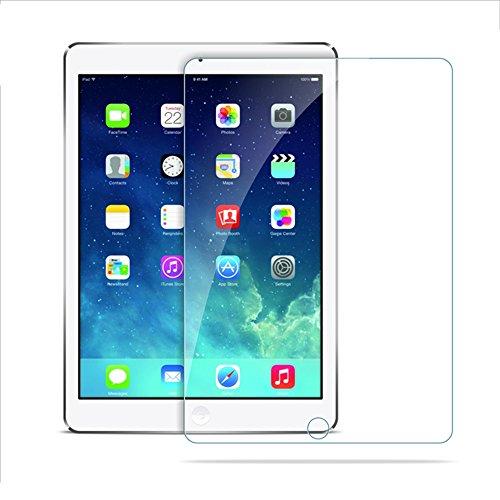 [WOEXET]iPad mini1、iPad mini2、iPad mini3 強化ガラスフィルム 超薄型.表面硬度9H・ラウンドエッジ加工・飛散防止処理・ 気泡防止・高光沢 ・耐衝撃・指紋防止保護シート