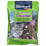 Vitakraft Chinchilla Cocktail Mixed Real Fruits Treats Healthy Snacks 4.5oz