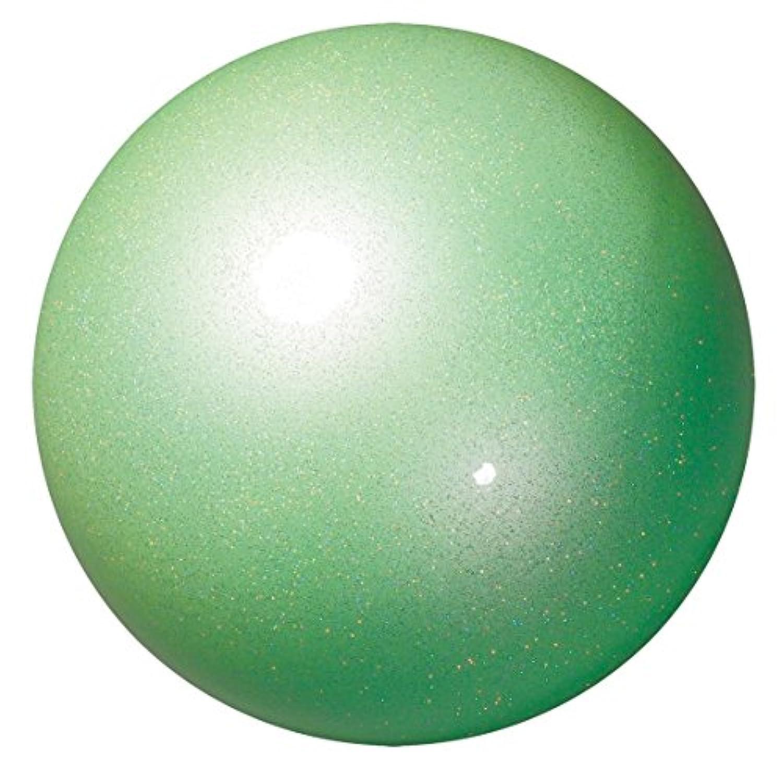 ササキ(SASAKI) 新体操 手具 ボール 国際体操連盟認定品 日本体操協会検定品 オーロラボール 直径18.5cm M-207AU-F