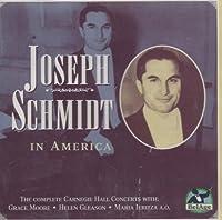Joseph Schmidt in America