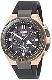 [アストロン]ASTRON 腕時計 ASTRON GPSソーラー電波 EXECTIVE SPORTS LINE チタンモデル ブラック文字盤 SBXB170 メンズ