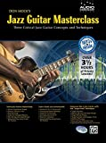 Don Mock's Jazz Guitar Masterclass: Three Critical Jazz Guitar Concepts and Techniques (Audio Workshop)