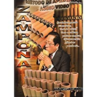 マリアーノ・ジャノス著 / サンポーニャ・メソッド(模範演奏DVD2枚付属) [輸入書籍] 正規品 新品