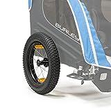 ファット・ホイールキット<16+ Wheel Kit>ファットバイク仕様のカッコいいホイールキットです。ノビー(勃々)タイヤ採用で地面にしっかりグリップします。雪道、砂浜、オフロードなど、これまで使えなかったフィールドで威力を発揮します。