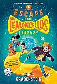Escape from Mr. Lemoncello's Librar