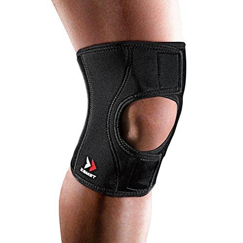 ザムスト(ZAMST) ひざ 膝 サポーター EK-1 スポーツ全般 日常生活 左右兼用 Lサイズ ブラック 371803