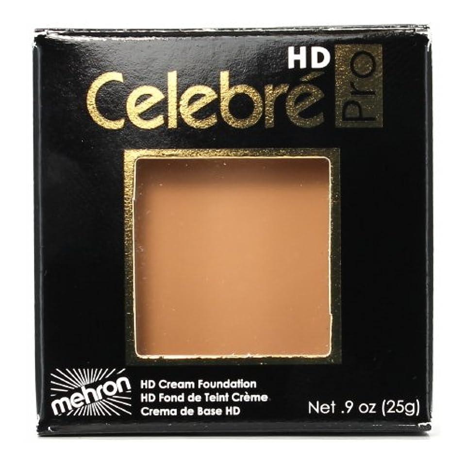 温かい鳴り響く創始者(3 Pack) mehron Celebre Pro HD Make-Up - Medium 3 (並行輸入品)