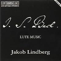 J・S・バッハ:リュート曲集 (J.S. Bach: Lute Music) (2CD) [Import]