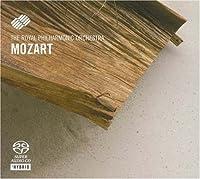 Mozart: Clarinet Concerto; Concerto For Flute & Harp [Hybrid SACD) [Germany]