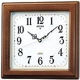 セイコー クロック/SEIKO CLOCK 掛け時計 スイープ 電波クロック (KS298B)