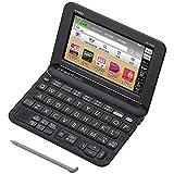 カシオ 電子辞書 エクスワード 中学生モデル XD-G3800BK ブラック コンテンツ140